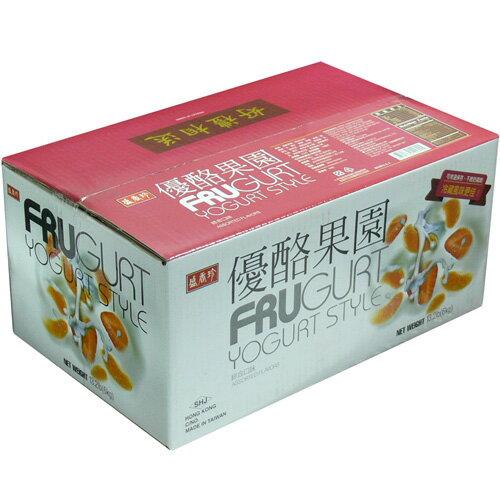 《盛香珍》優酪果園果凍(綜合風味)6公斤量販箱