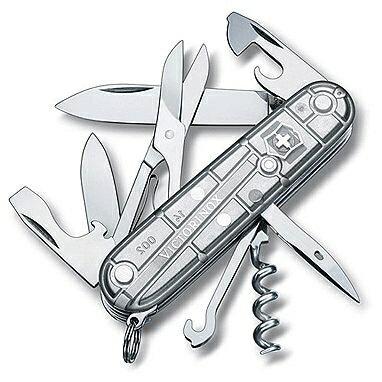 筆殿 VICTORINOX 維氏Spartan Silver Tech 15用瑞士刀 *1.3703.T7
