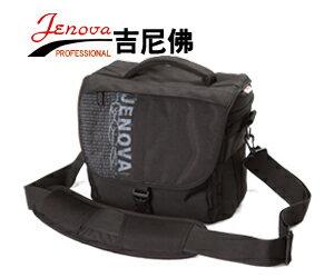 JENOVA吉尼佛Royal 13黑色炫風數位相機專業攝影背包 英連公司貨