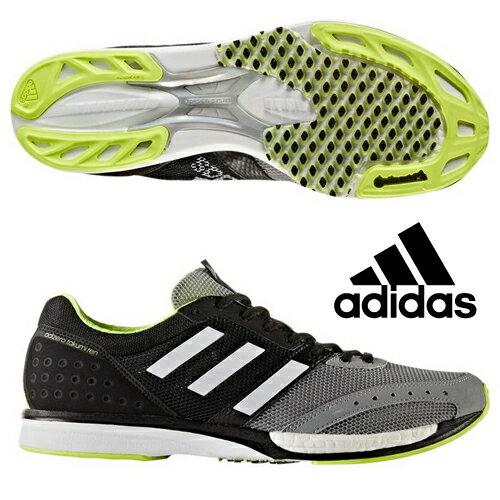 日本必買 免運/代購-愛迪達adidas adizero takumi ren BOOST 3 WIDE/男式慢跑鞋/by2788。共1色