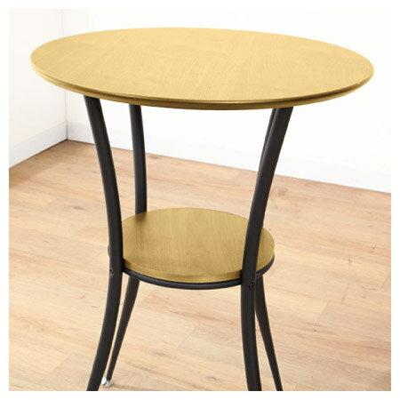 ◎(OUTLET)吧台桌 NEW BELLA ROUND LBR 福利品 NITORI宜得利家居 2