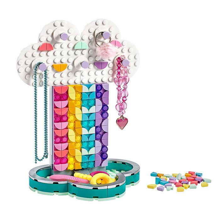 LEGO 樂高 DOTs 41905 彩虹豆豆珠寶架 【鯊玩具Toy Shark】