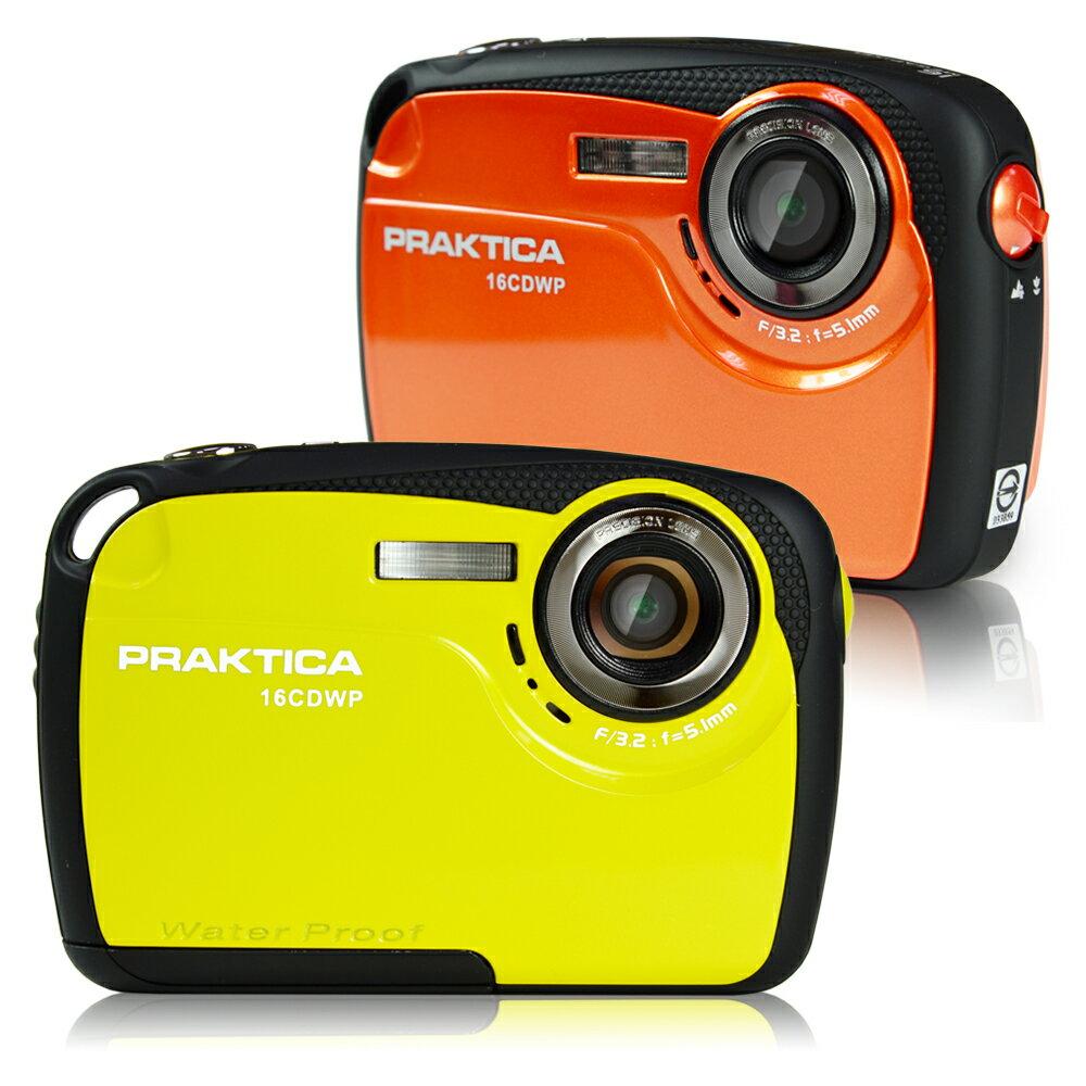 德國柏卡PRAKTICA 16-CDWP跨界行車紀錄器防水相機