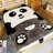 動物造型法蘭絨被毯-竹の熊貓【細緻柔順、極暖、可當棉被使用 】#法蘭絨 #寢國寢城 1