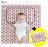 【夏日涼感組合下殺95折】韓國【Borny】3D 嬰兒透氣床墊+初生嬰兒枕 4