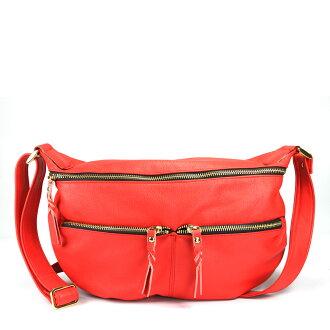 夏日輕旅隨身包新選擇 CONTINUITA 台灣手工真皮包 MIT 高質感輕旅拉鍊斜背包(4色)