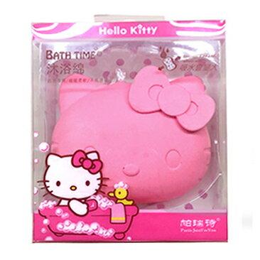 帕瑞詩Hello Kitty沐浴綿1入 1