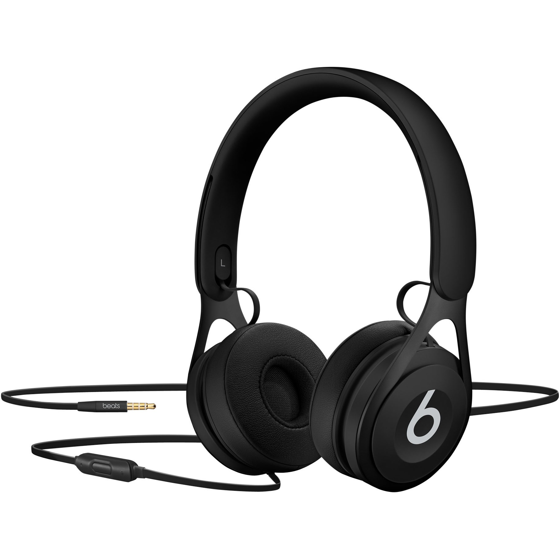 Smart Supply: Beats by Dr. Dre EP On-Ear Headphones - Black - Stereo ...