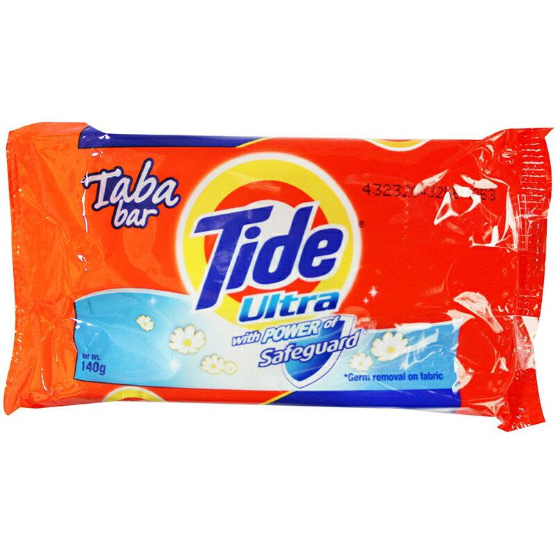 Tide洗衣皂(含漂白)140g 美國進口【德芳保健藥妝】 - 限時優惠好康折扣