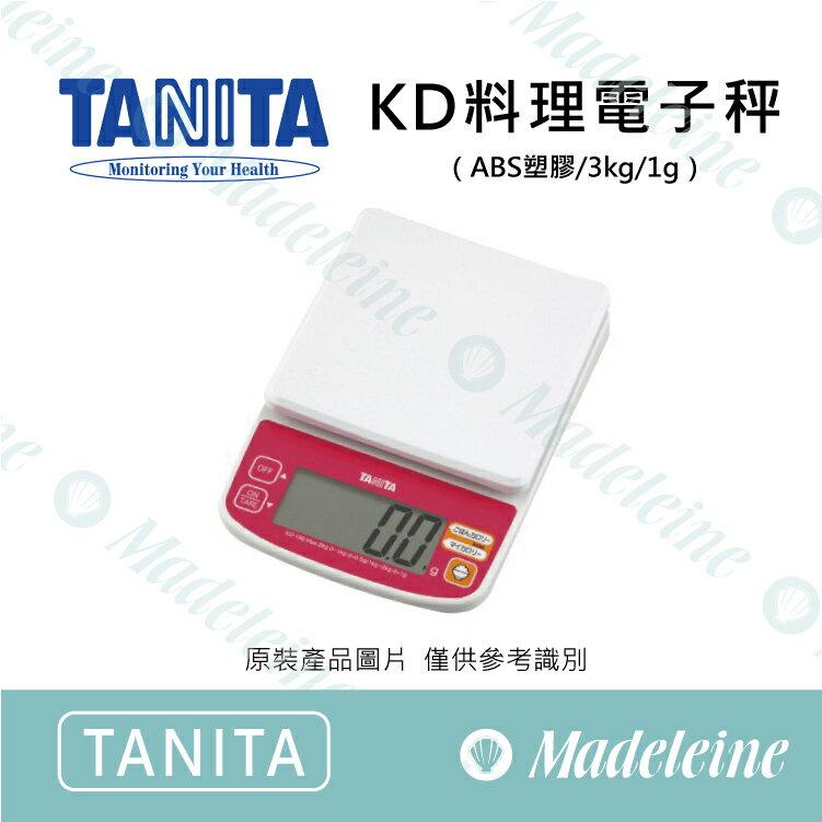 [ Tanita烘焙器具 ] KD-196 料理電子秤