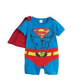 造型連身衣 英雄 披風 寶寶 哈衣 爬服 萬聖節服裝Augelute Baby
