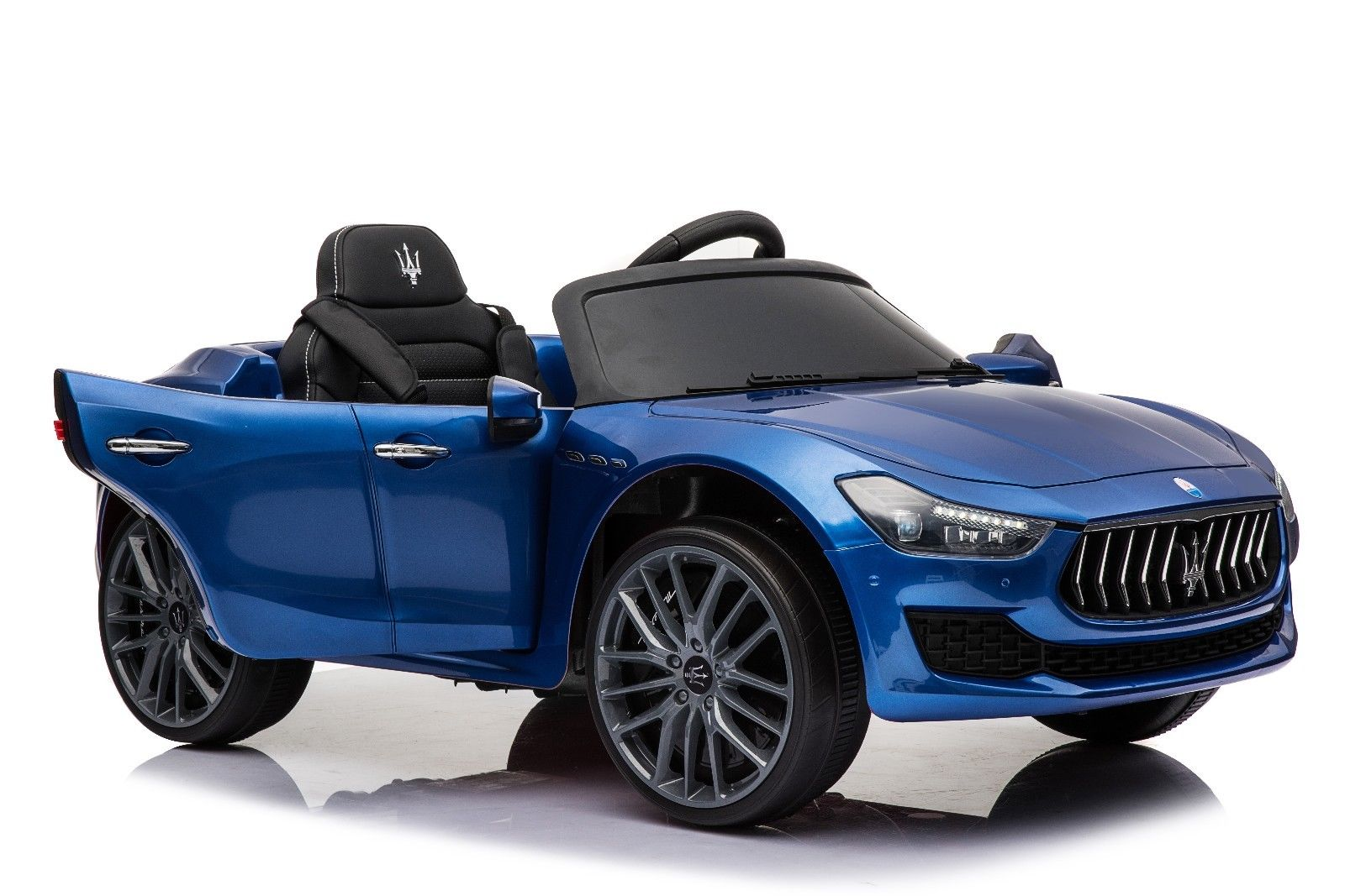 Smartecom Kids New Maserati Ghibli 12v Battery Electric