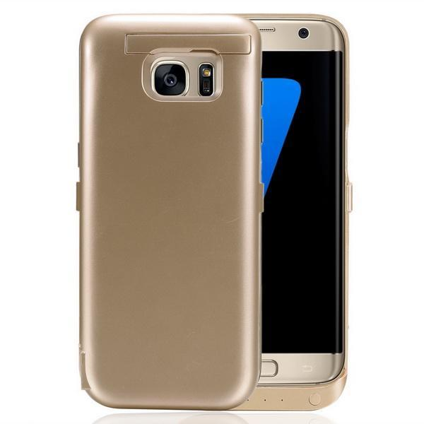 Phone External Battery Power Backup Case Charger Bank for Samsung Galaxy S7 Edege 1