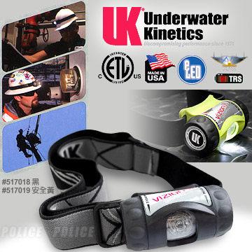 美國UK 3AAA VIZ I黑色頭燈17018【AH10016】i-Style居家生活