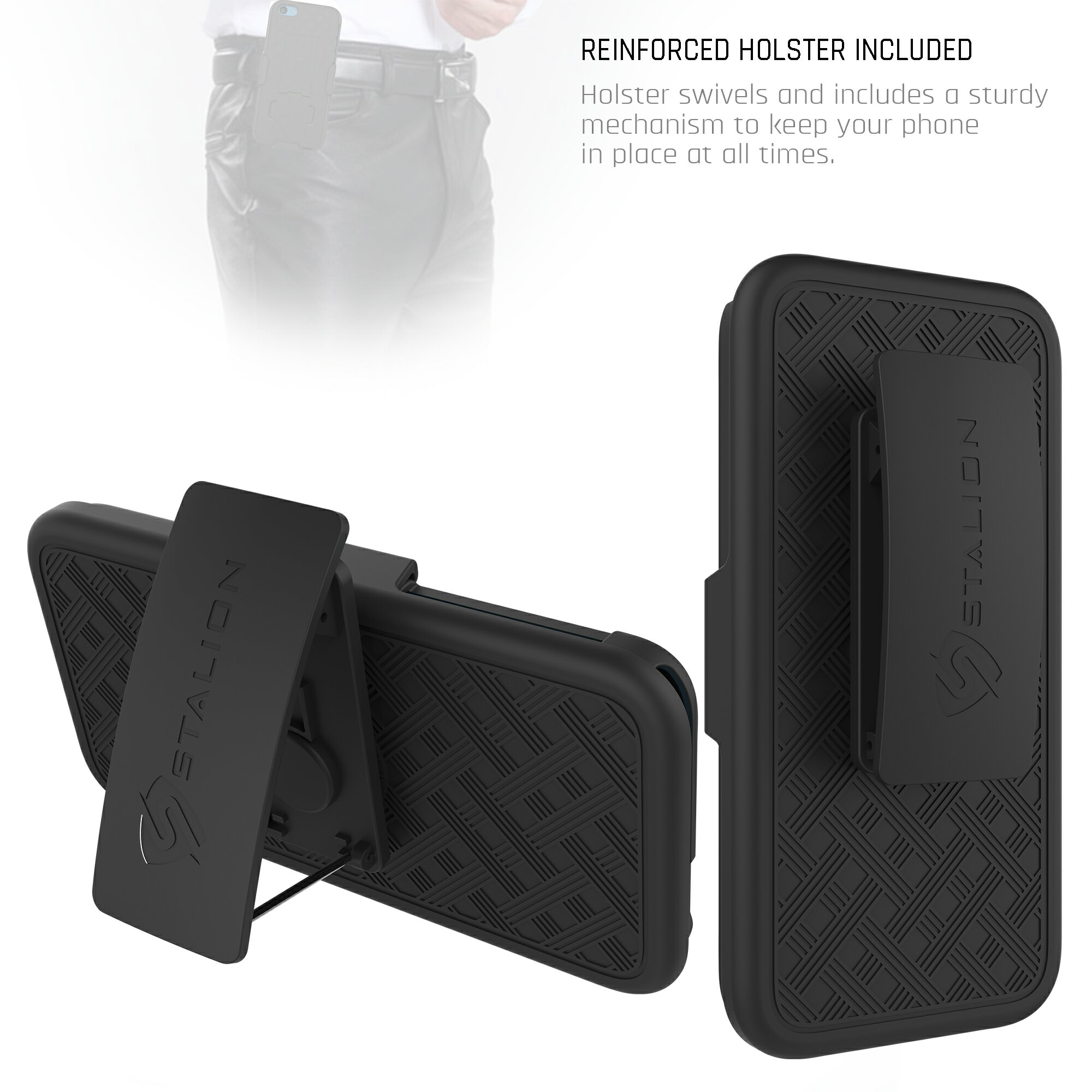 Stalion products apple iphone 5c holster case belt clip combo apple iphone 5c holster case belt clip combo 5 freerunsca Choice Image
