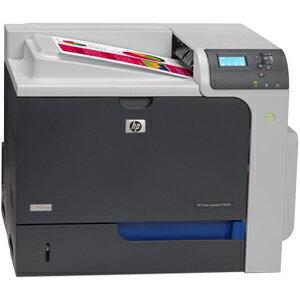 HP LaserJet CP4000 CP4525N Laser Printer - Color - 1200 x 1200 dpi Print - Plain Paper Print - Desktop - 42 ppm Mono / 42 ppm Color Print - Letter, Legal, Executive, Postcard, Envelope No. 10, Envelope No. 9, Monarch Envelope, Statement - 600 sheets Stand 4