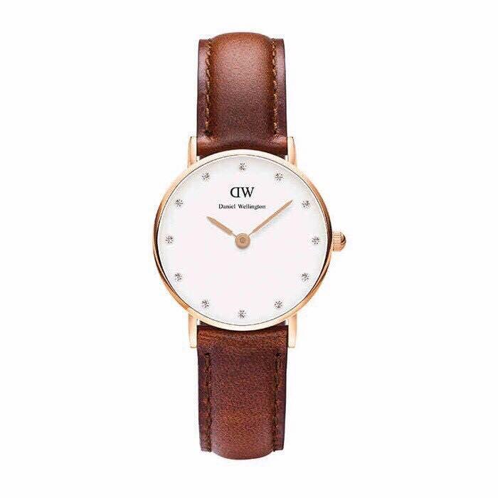 【Daniel Wellington】DW手錶CLASSY ST MAWES 26MM(免費贈送另一組表帶)