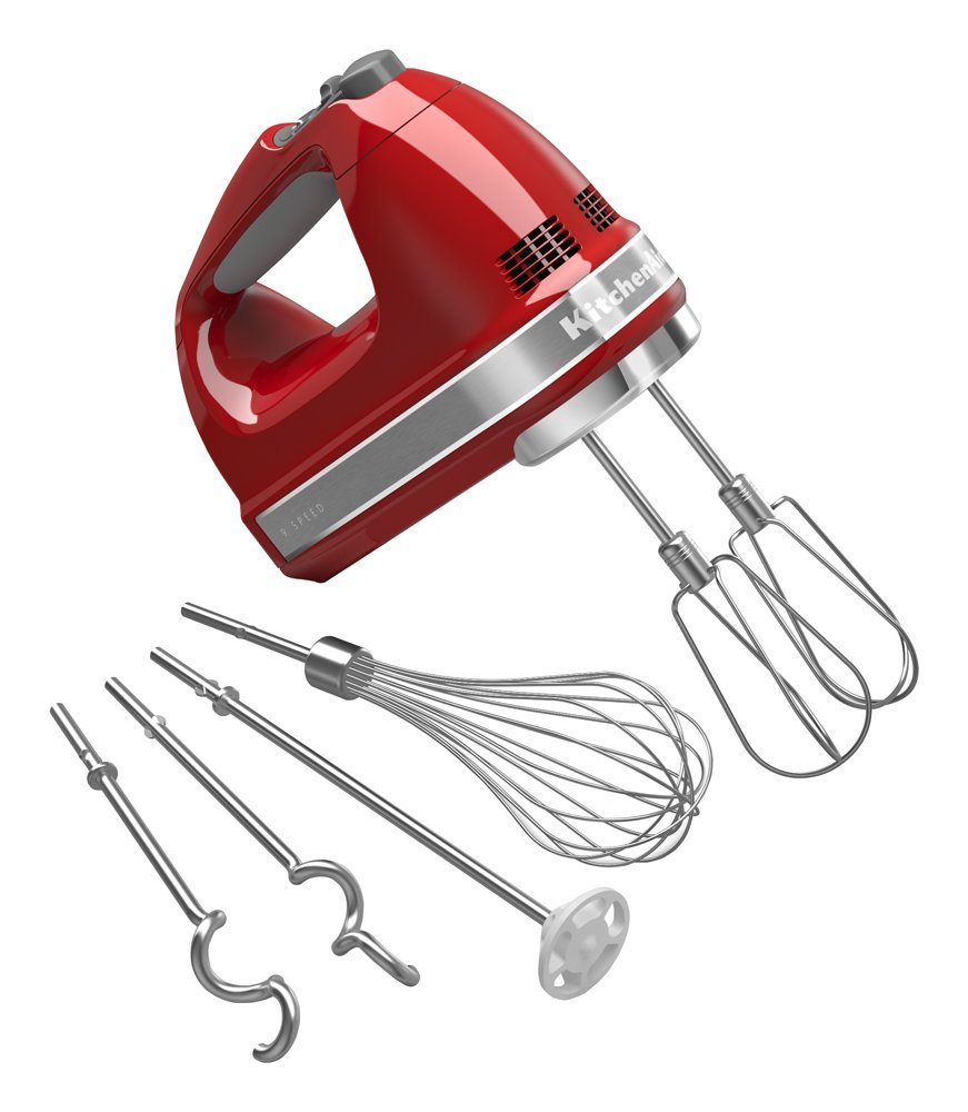 KitchenAid Hand Mixer 9段速 手持式攪拌器 / 手持攪拌棒 KHM926