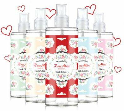 韓國 EVAS 玫瑰香水空氣衣物芳香噴霧 300ML 寶貝嫩香  戀愛花香  清新森林