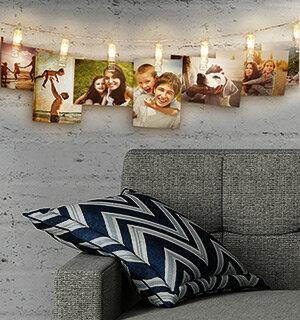 Photo Clip 16 LED String Lights 0