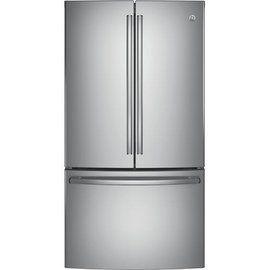 【得意家电】美国 GE 奇异 GNE29GSSS 法式三门冰箱(810L) ※热线07-7428010