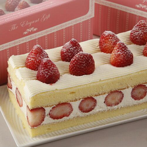 連珍草莓香草蛋糕(2條裝)
