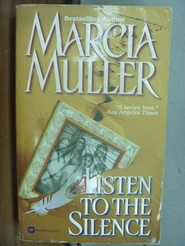 【書寶二手書T9/原文小說_ICR】Listen to the Silence_Marcia Muller