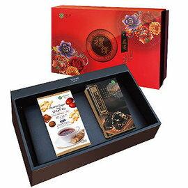 C-9核桃糕薑母茶禮盒