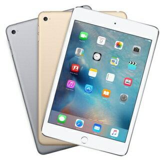 Apple iPad mini4 64GB Wi-Fi 8吋平板 灰/銀/金 三色 Retina 顯示器 台灣公司貨