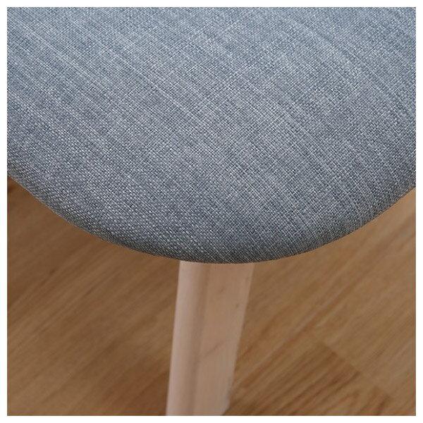 ◎橡膠木質餐桌椅四件組 RELAX WW / GY NITORI宜得利家居 7