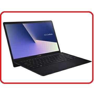 ASUSZenBookS13UX391UA-0071A8550U13.3吋第8代高解析SSD超薄效能筆電藍i7-8550U16G512GWin10