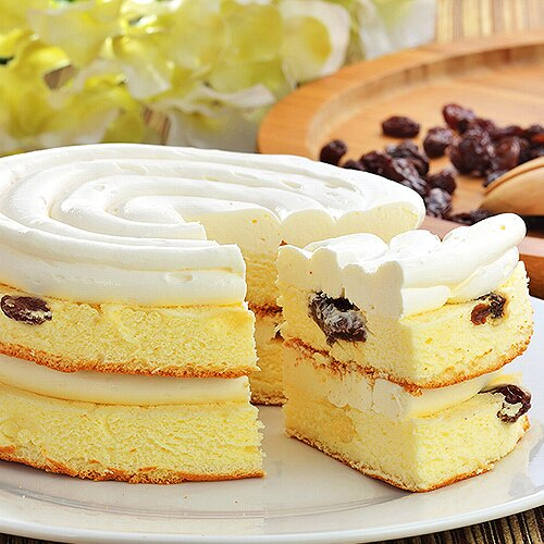 【乳酪二次方★口味4選1】騎馬黑武士 / 香蕉巧克力 / 經典核桃 /  萊姆葡萄(共4種口味):超濃純的5吋奶香乳酪蛋糕→ 搭配超濃的生乳酪醬、驚豔滋味。#團購美食#感謝上班這黨事10 / 22節目推薦#雙層乳酪#OREO餅乾#黑騎士 。 3