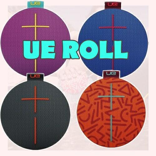 羅技 UE Ultimate Ears ROLL 無線藍牙喇叭 極致防水 優異音效 20 公尺 (65 英呎) 無線範圍