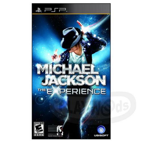 【Playwoods】[PSP遊戲] 麥克傑克森/麥可傑克森:夢幻體驗Michael Jackson:The Experience(英文亞版-普級-音樂)