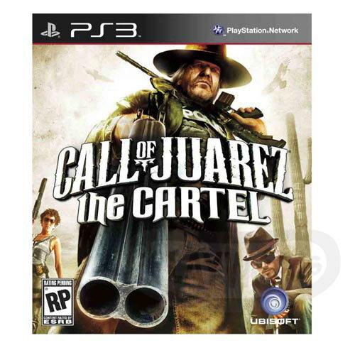 【Playwoods】[PS3遊戲] 荒野雙蛟龍:卡特爾 Call of Juarez:The Cartel(英亞版-限-射擊-PS3)