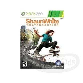【Playwoods】[XBOX 360遊戲] 夏恩懷特滑板Shaun White Skateboarding (英文版-普通級-運動-xbox360)