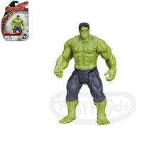 漫威英雄Marvel 周邊商品推薦【Playwoods】[復仇者聯盟2]3.75吋明星人物:綠巨人浩克 Hulk (孩之寶Hasbro/MARVEL漫威/Avengers/奧創Ultron)