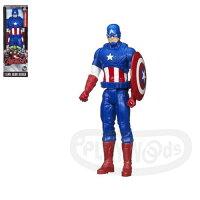 漫威英雄Marvel 周邊商品推薦【Playwoods】[復仇者聯盟2]12吋人物經典款:美國隊長 Captain America(孩之寶Hasbro/MARVEL漫威/奧創)