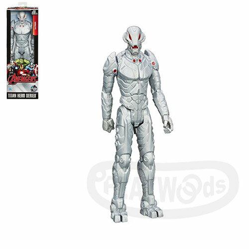 【Playwoods】[復仇者聯盟2]12吋人物經典款:奧創 Ultron(孩之寶Hasbro/MARVEL漫威/Avengers/機器人)