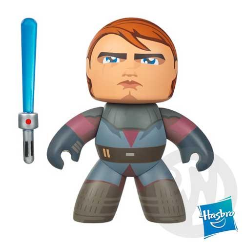 【Playwoods】《公仔模型王》[StarWars/星際大戰/星球大戰]Mighty Muggs-安納金天行者Anakin Skywalker