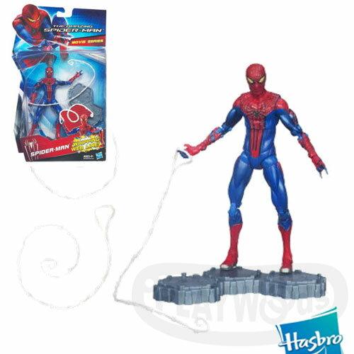 ~Playwoods~^~蜘蛛人Spider Man^~驚奇再起:橫掃網鞭Whipping