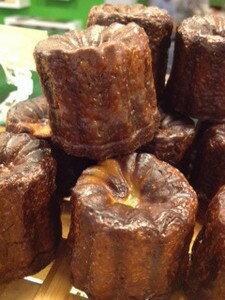 菓匠31烘焙點心舖~波爾多小木桶~可麗露