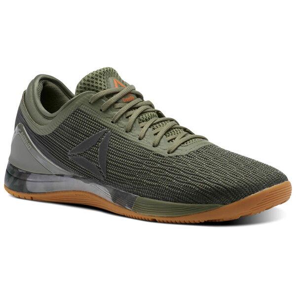 REEBOKCROSSFITNANO8男鞋訓練健身慢跑透氣舒適軍綠【運動世界】CN1038