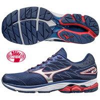 父親節禮物推薦【登瑞體育】MIZUNO 男慢跑鞋WAVE RIDER 20 - J1GC170403
