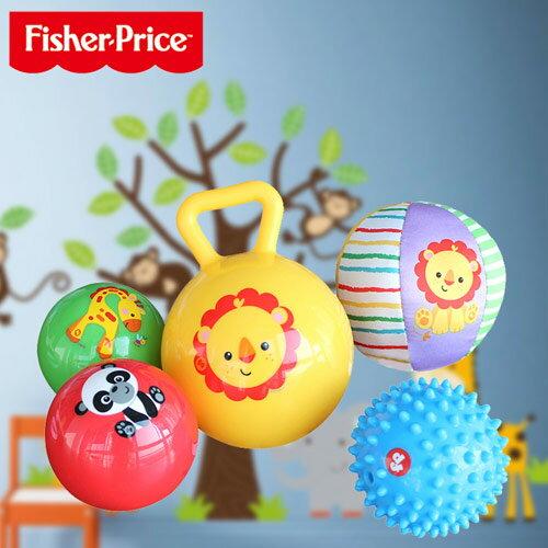 Fisher-Price初級訓練球套裝【悅兒園婦幼生活館】