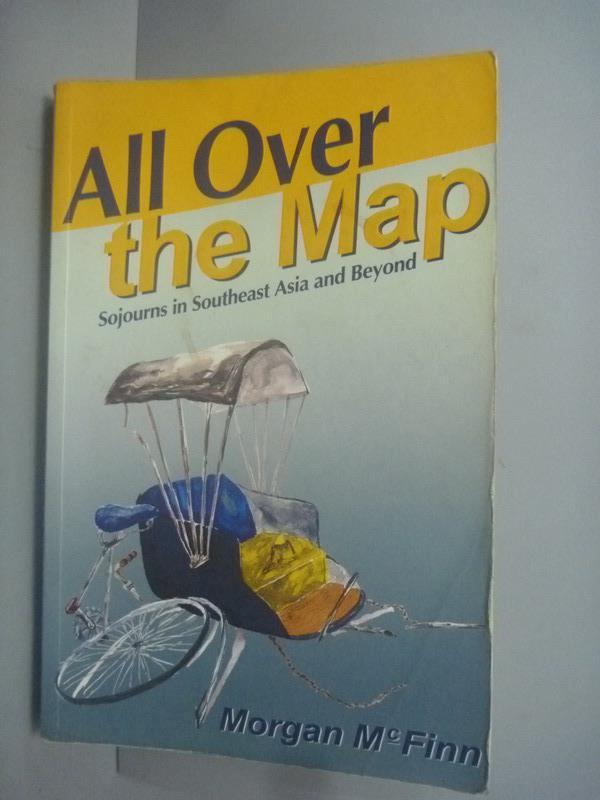 ~書寶 書T1/原文小說_KHM~All Over the Map_Morgan McFi