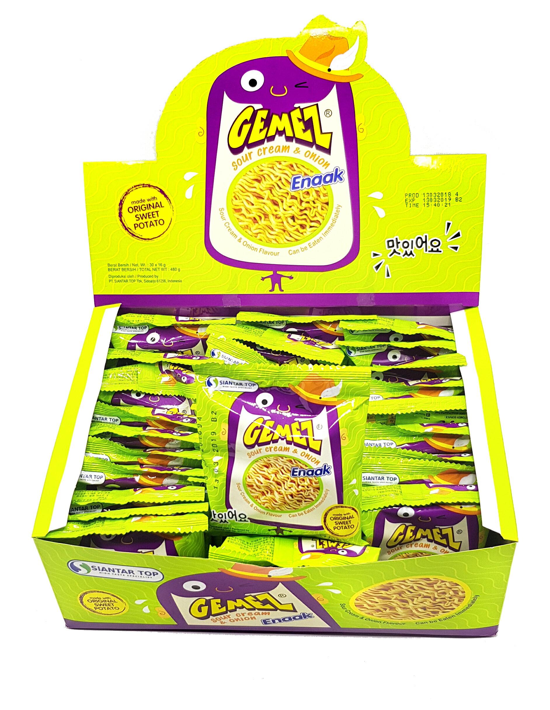《Chara 微百貨》絕對現貨 韓國 Enaak 小雞麵 辣味 大雞麵 怪獸 點心麵 小雞 辣小雞 酸奶 小鴨麵 洋蔥 2