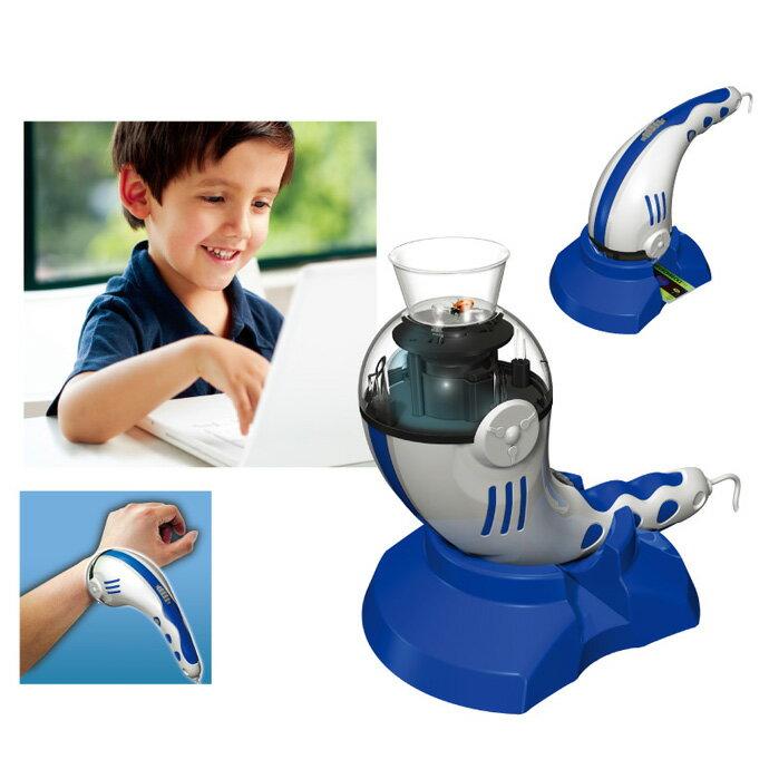 【華森葳兒童教玩具】科學教具系列-60倍手持型顯微鏡 N6-MS067