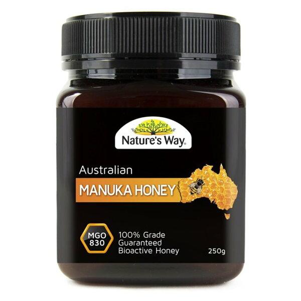 *預購*Nature'sWay麥盧卡蜂蜜ManukaHoneyMGO830250G