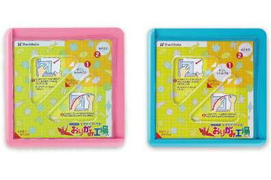 『摺紙工場』裁紙器 ZPC-A 藍色 / 粉紅色